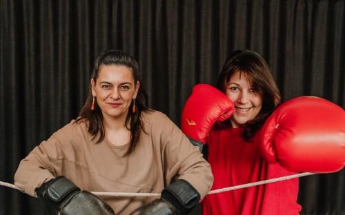 Begoña Tena y Lucía Sáez disputan el 2º asalto del Torneo de Dramaturgia en Castellón