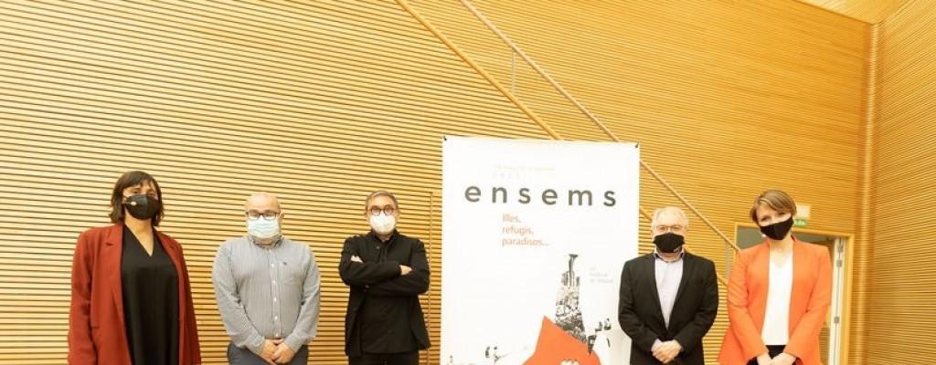 L'Institut Valencià de Cultura presenta el 43é festival Ensems
