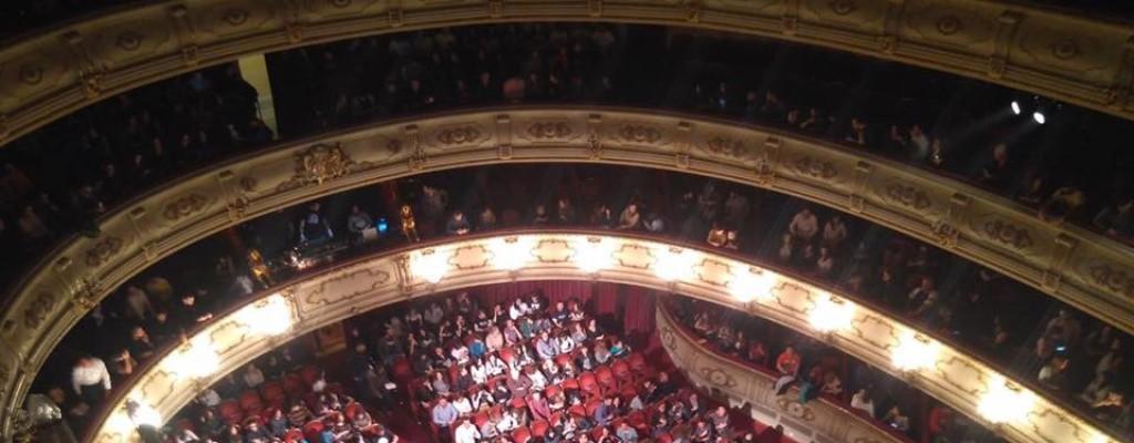 La apuesta por la producción propia del Institut Valencià de Cultura en el Teatro Rialto aumenta un 20 % las cifras de público