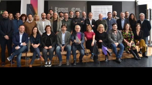 Marzà: «Queremos reconocer la trayectoria de Toni Canet con el primer galardón de honor de los Premios del Audiovisual Valenciano»
