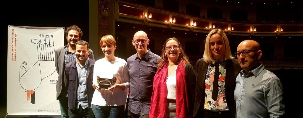 I Premios Carles Santos de la Música Valenciana