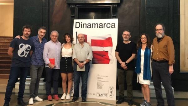 L'IVC presenta 'Dinamarca', la nova producció amb text de Josep Lluís i Rodolf Sirera i direcció de Carles Alfaro