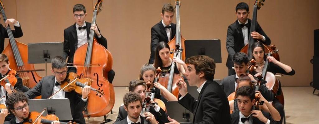 La Jove Orquestra de la Generalitat inicia su encuentro de primavera