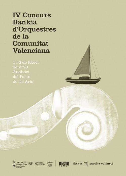 IV Concurso BANKIA de Orquestas de la Comunidad Valenciana