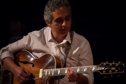 Fabian Barraza Django's Quartet