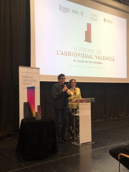 L'IVC i l'Acadèmia Valenciana de l'Audiovisual anuncien els nominats als Premis de l'Audiovisual Valencià