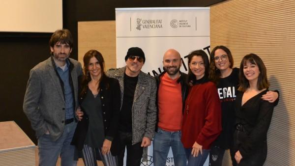 La Filmoteca acoge la presentación de la BSO del largometraje 'Swing' de Miguel Angel Font Bisier