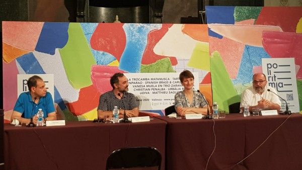 El IVC presenta el festival Polirítmia