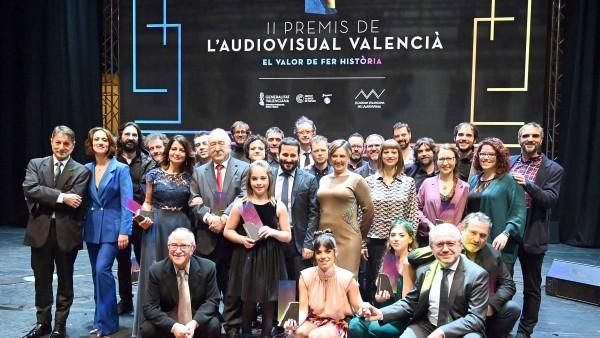Convocados los Premios del Audiovisual