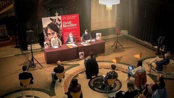 Dos concerts homenatjaran Ovidi Montllor al Teatre Principal de València