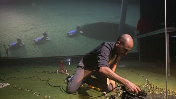 El Teatre Arniches acull 'Birdie', una potent reflexió sobre les migracions