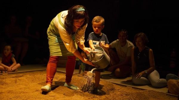 La sostenibilitat i a la preservació de la terra arriben amb l'espectacle 'Horta' al Teatre Arniches