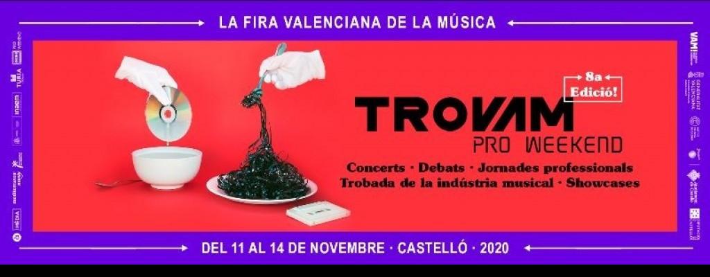 La 8a edició de la Fira Valenciana de la Música obri la convocatòria artística