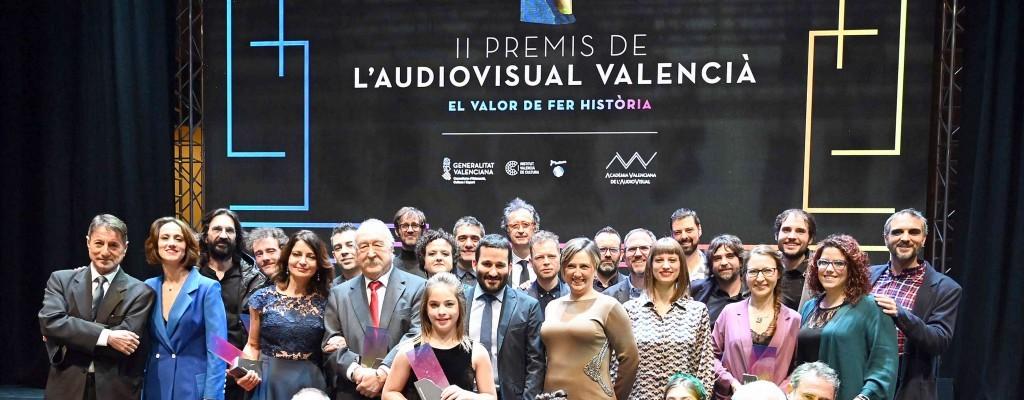 Convocats els Premis de l'Audiovisual