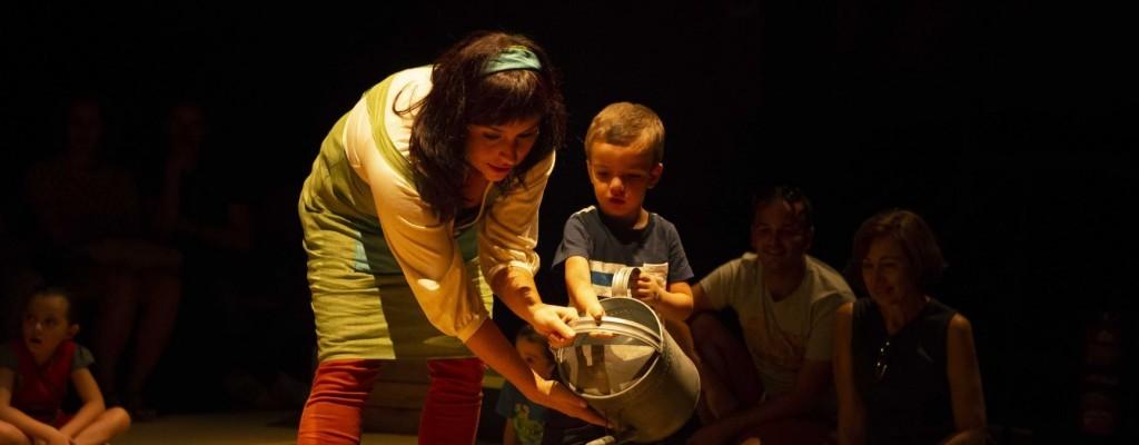 La sostenibilidad y a la preservación de la tierra llegan con el espectáculo 'Horta' al Teatre Arniches