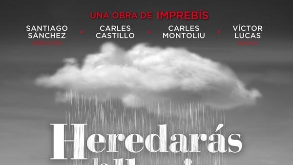 L'Om Imprebís estrena en Castelló 'Heredarás la lluvia', su nueva obra transmedia sobre el fin del mundo