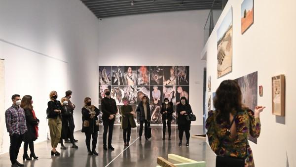 Cultura de la Generalitat mostra l'exposició 'Bio-lectures. Reflexions de l'entorn natural i rural' a l'EACC