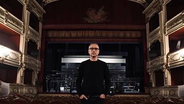 Xavi Sarrià en concert al Teatre Principal de València