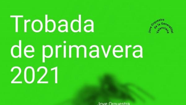La Jove Orquestra de la Generalitat Valenciana inicia la seua trobada de primavera