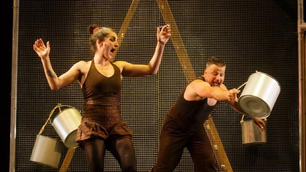 El teatre de La Zaranda i el circ de Maintomano el cap de setmana al Teatre Arniches