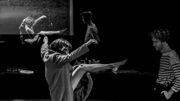 Jean-Luc Godard en Cinema Jove