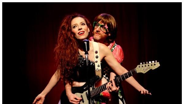 Cabaret i circ en el Teatre Arniches