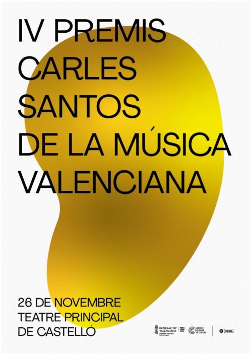 Premis Carles Santos 2021