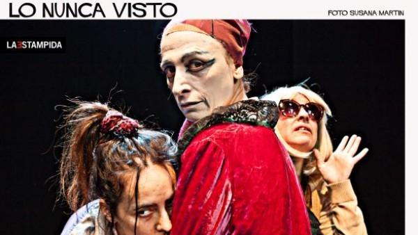 LA ESTAMPIDA presenta LO NUNCA VISTO