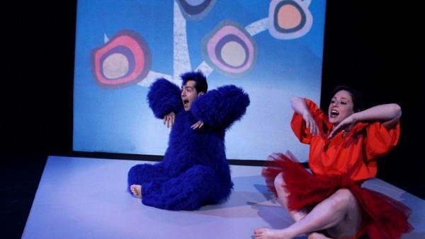 PANICMAP presenta PEQUEÑO BIG BLUE