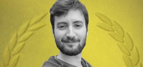 Adrián Novella, guanyador del Tornig de Dramatúrgia