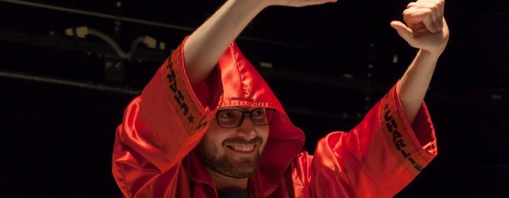 Adrián Novella se proclama vencedor del Torneo de Dramatúrgia