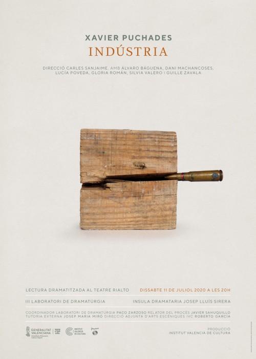 Indústria · Lecturas dramatitzadas