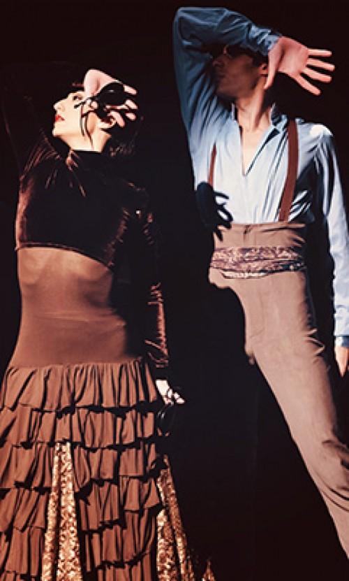 Alejandro Lara y Cristina Cazorla