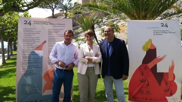Presentació Festival de Música Antiga i Barroca de Peníscola