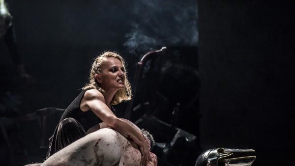Antígona coproducción del IVC y La Ferroviaría llega al Teatro Principal de Valencia