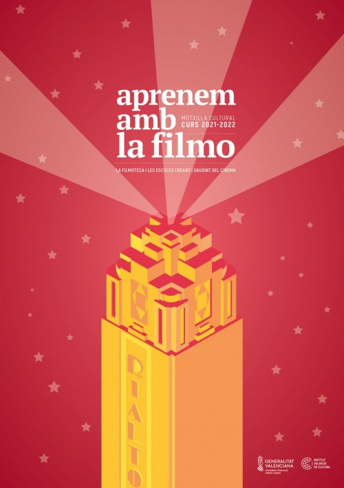 Catálogo de actividades Aprenem amb la filmo 2021-2022