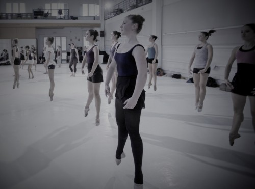 Classes obertes de dansa