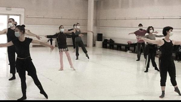 Classes de dansa acadèmica