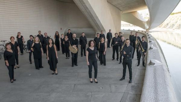 Concert del Cor de la Generalitat Valenciana a l'auditori de Teulada