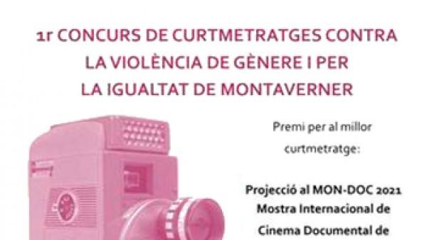 Abierto plazo para el 1er concurso de cortometrajes de Montaverner