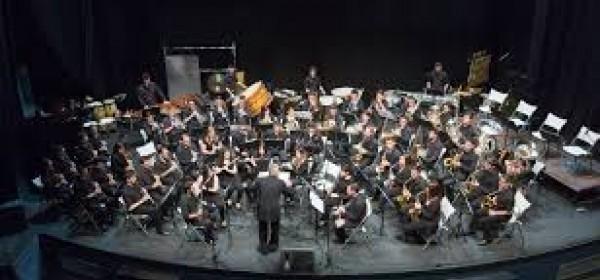 Banda del Conservatori Superior de música Salvador Seguí de Castelló