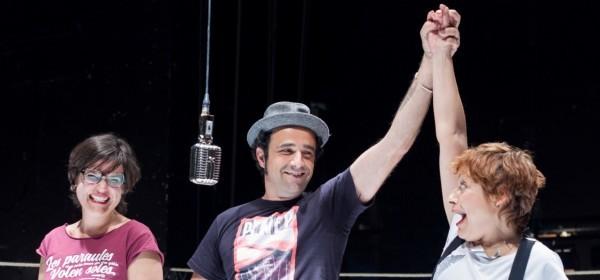 Pascual Carbonell i Ruth Sancho, primers semifinalistes del Torneig de dramatúrgia valenciana