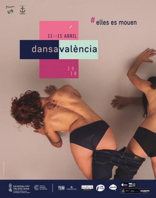 Dansa València 2018: Elles es mouen