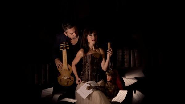 Amadís y el tesoro de la música · Activitat didàctica
