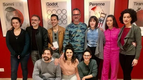 El Institut Valencià de Cultura presenta su nueva producción, 'Godot'