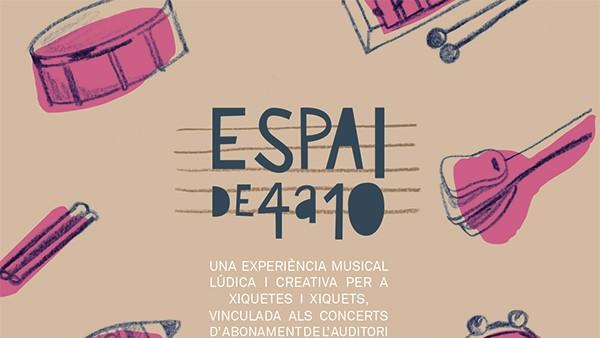 ESPAI DE 4 A 10