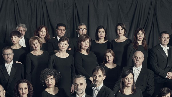 Concierto del Cor de la Generalitat Valenciana en el Festival Internacional de Teatro Clásico de Almagro