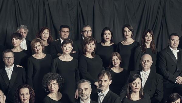 Concierto del Cor de la Generalitat Valenciana en el Festival Internacional de música antiga i barroca de Peníscola