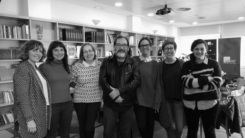 Las 6 dramaturgas valencianes que formaron parte del primer laboratorio de escritura teatral