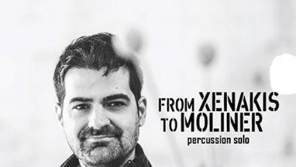 FROM XENAKIS TO MOLINER. PERCUSSION SOLO